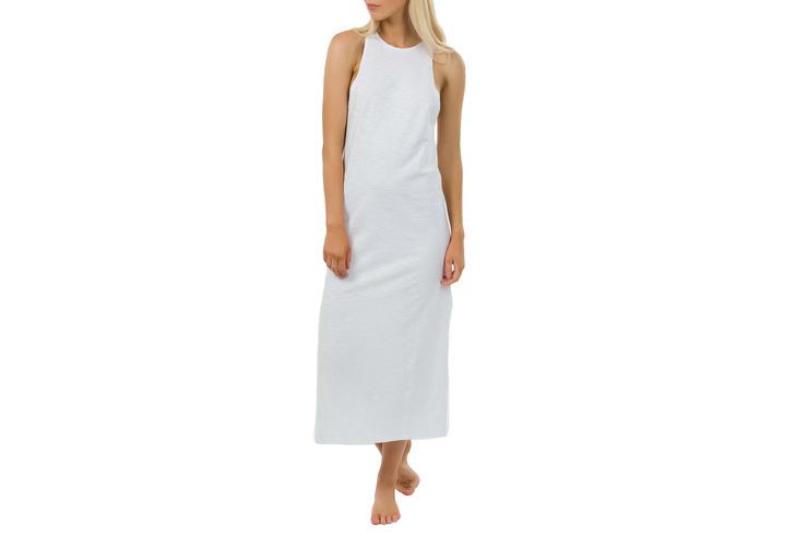 WHITES MAXI DRESS
