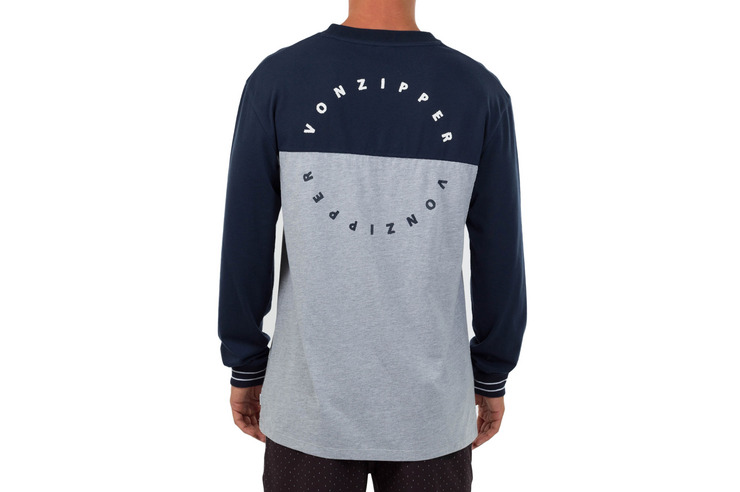 CIRCLES LONG SLEEVE TEE