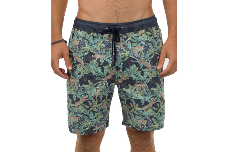 JUNGLE BEACHSHORT