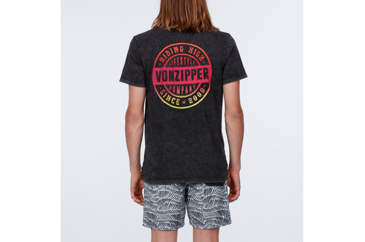 VONZIPPER MENS PRESERVER SHORT SLEEVE TEE