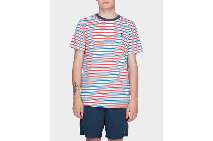 MIAMI STRIPE TEE