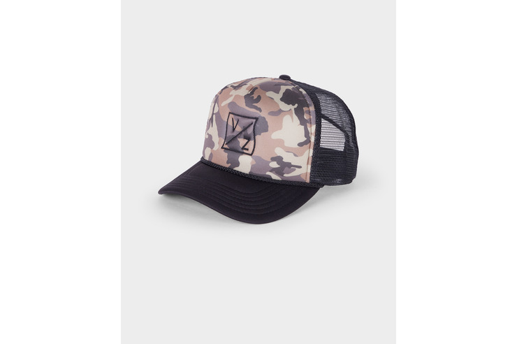 WARPED KITES TRUCKER CAP