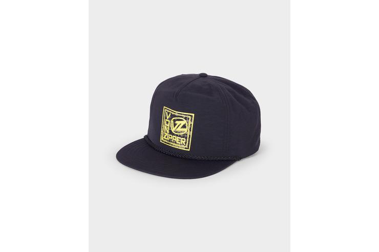 STAMPED SNAPBACK CAP