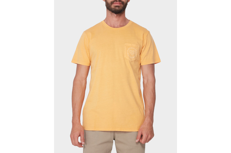 SALTY POCKET SS TEE