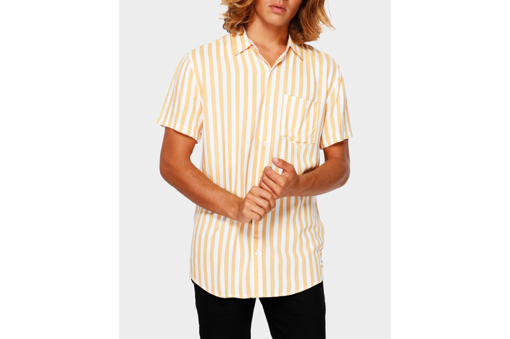 STRAIGHT LINES SS SHIRT
