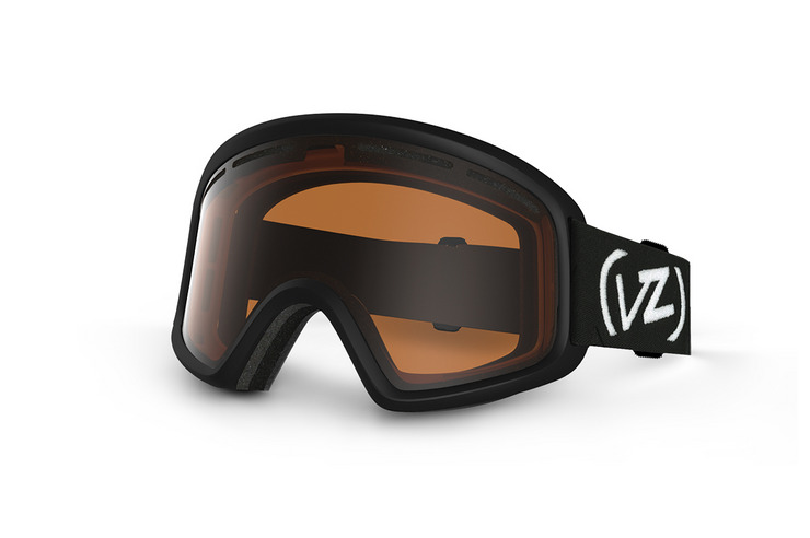 VONZIPPER ALL STYLES TRIKE BLACK SATIN