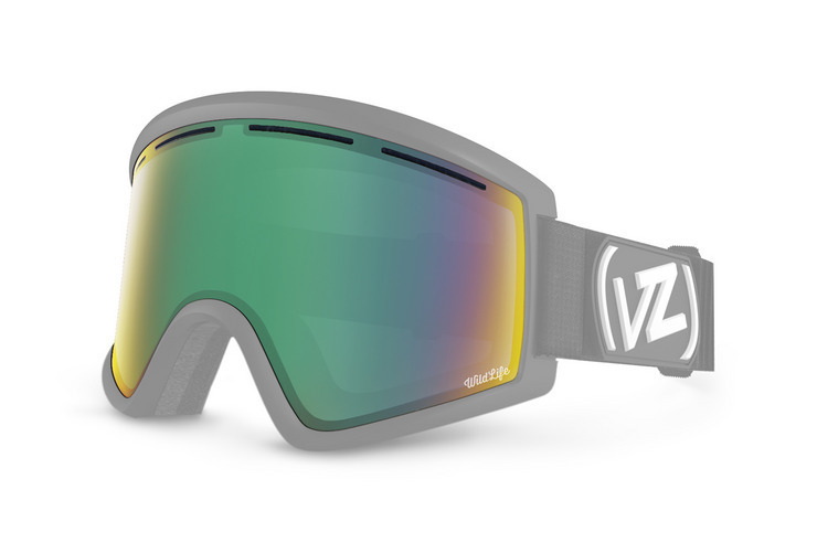 CLEAVER I-TYPE SNOW GOGGLE LENS