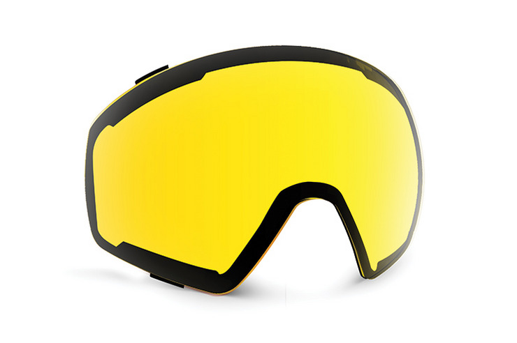 VONZIPPER ALL STYLES JETPACK YELLOW LENS