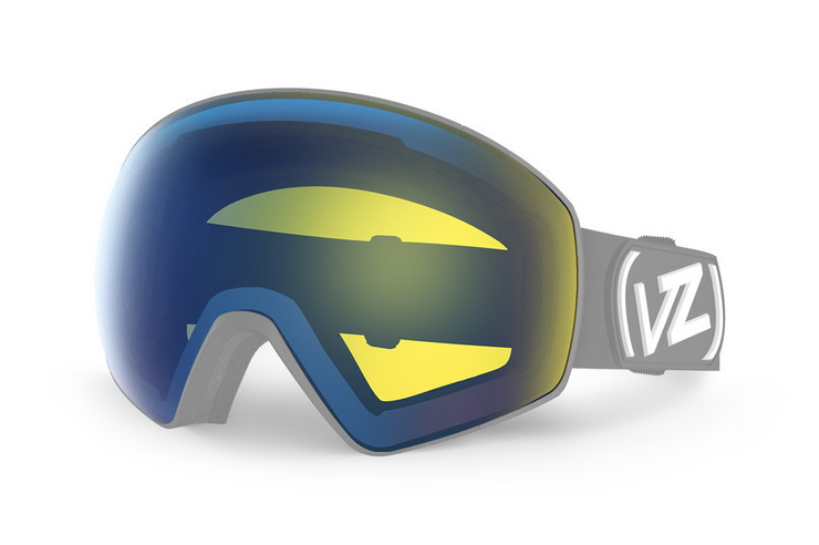 JETPACK YELLOW SNOW GOGGLE LENS