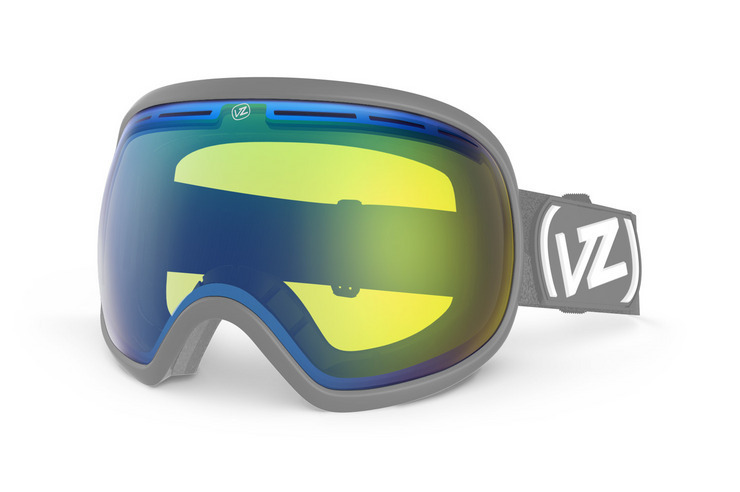 Fishbowl snow goggles lens