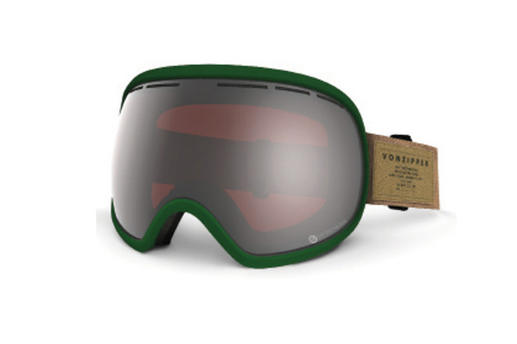 Fishbowl snow goggles