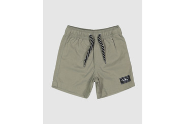 KIDS SALTYDOG BEACH SHORT MILITARY