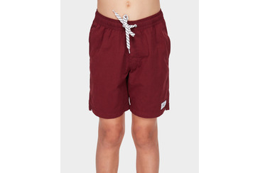 YOUTH SALTY DOG BOARDSHORT BLOOD