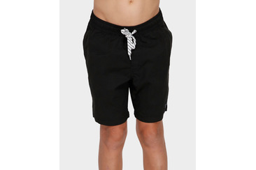 YOUTH SALTY DOG BOARDSHORT BLACK
