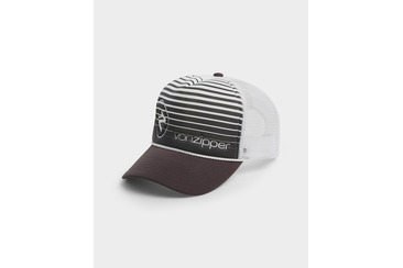 Moby Coloured Lines Trucker GUNMETAL