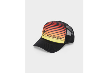 MOBY COLOURED LINES TRUCKER MAROON DNU
