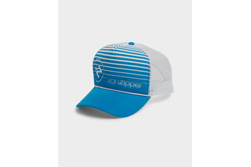 Moby Coloured Lines Trucker TURQUOISE