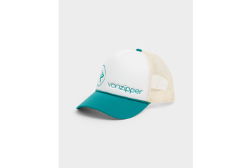 Moby Two Tone Trucker TEAL