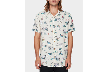 THE IBIS SHIRT WHITE