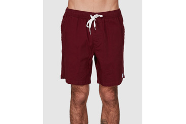 TWILL DOGS ELASTIC WALKSHORT BLOOD