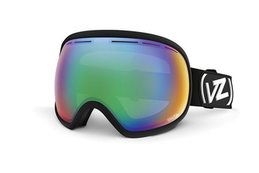 Fishbowl snow goggles  Black satin/Wildlife