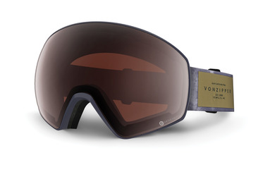 JETPACK SNOW GOGGLES S.I.N. CHARCOAL / PERSIMMON CHROME