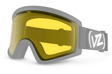 CLEAVER SNOW GOGGLE LENS  YELLOW
