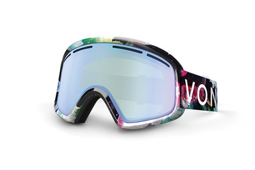 TRIKE KIDS SNOW GOGGLES CORAL