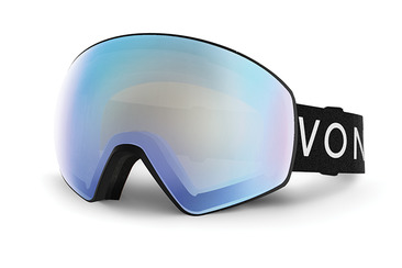 JETPACK SNOW GOGGLES BLACK SATIN / STELLAR CHROME