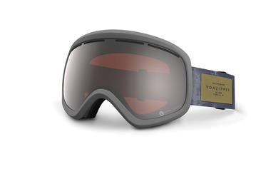 SKYLAB SNOW GOGGLES S.I.N. CHARCOAL / PERSIMMON CHROME