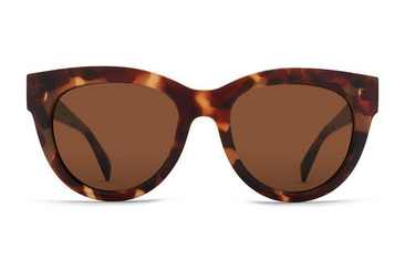 Queenie  Tobacco tortoise gloss / Bronze