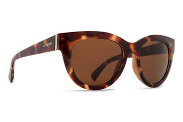 Queenie Sunglasses  Tobacco tortoise gloss / Bronze