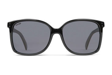 Castaway Polarised  BLACK GLOSS/WILD VINTAGE GREY