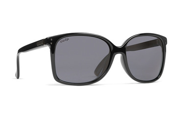 Castaway polarised sunglasses BLACK GLOSS/WILD VINTAGE GREY