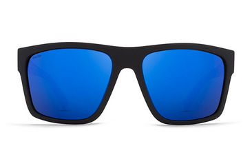Dipstick Polarised BLACK SATIN / WILDLIFE BLUE FLASH POLARISED+
