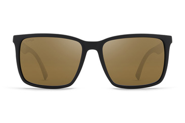 Lesmore Polarised black satin / wildlife gold satin chrome