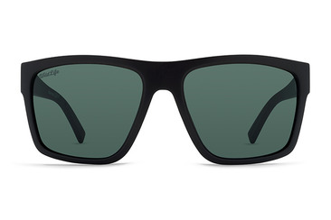 Dipstick Polarised Black Satin / WildLife Vintage Grey Polarised