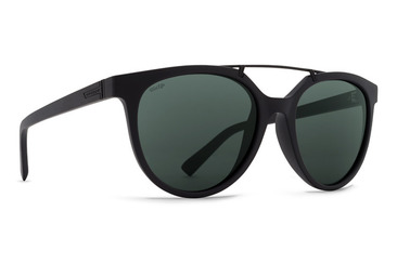 Hitsville Polarised Sunglasses  Black satin / Wild vintage grey polar