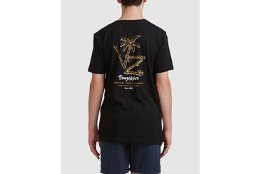 YOUTH TRANSCENDENCE TEE  BLACK