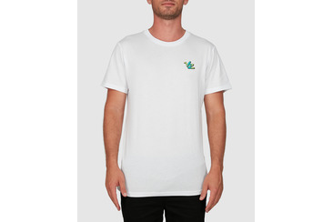 NACHO SHORT SLEEVE TEE WHITE
