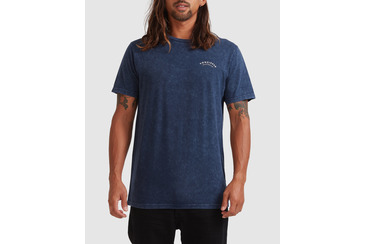 KRATER SHORT SLEEVE TEE  MIDNIGHT A