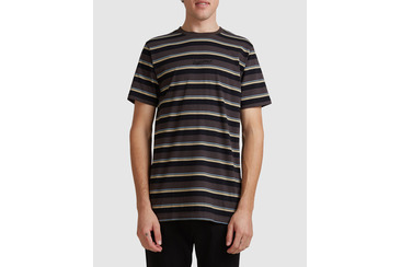 DESOLATE SHORT SLEEVE TEE WASHED BLA