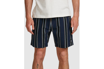 HAZE ELASTIC WAIST BOARDSHORT MIDNIGHT