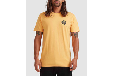 TRIPPIN SHORT SLEEVE TEE OLD GOLD