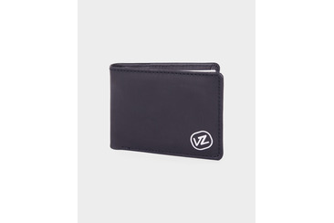 PLAYER MINI WALLET BLACK SILVER