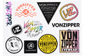 Alternate Product View 1 for VZ STICKER SHEET VOL. 3 MULTI